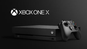 Xbox One X pre order date