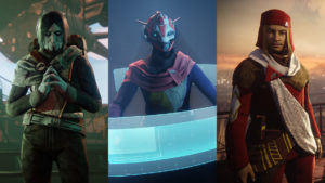 Destiny HDR and 4K Support - Faction Leaders